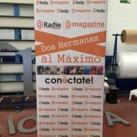 Roll up DH radio Dos Hermanas Sevilla